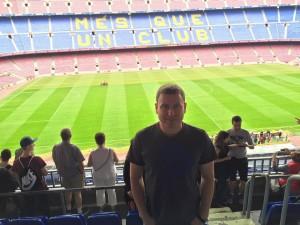Виктор Гачуров Екскурзовод в Барселона