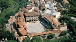 Испанското село
