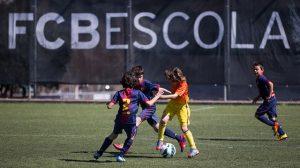 Campus Barcelona футбол за деца в Барселона