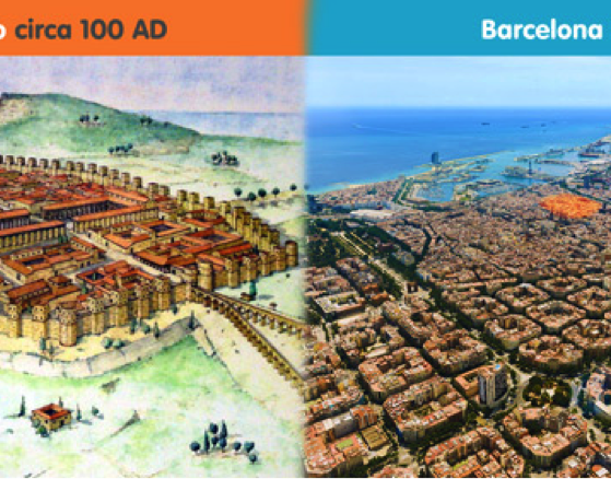 История на Барселона